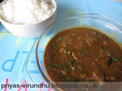 Mutton/Goat Meat Pepper Gravy