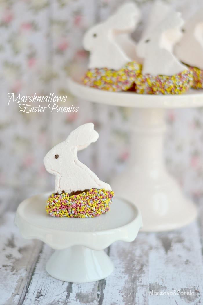 merengue de marshmallow