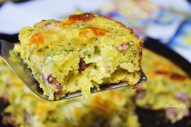 Torta Paraguaia