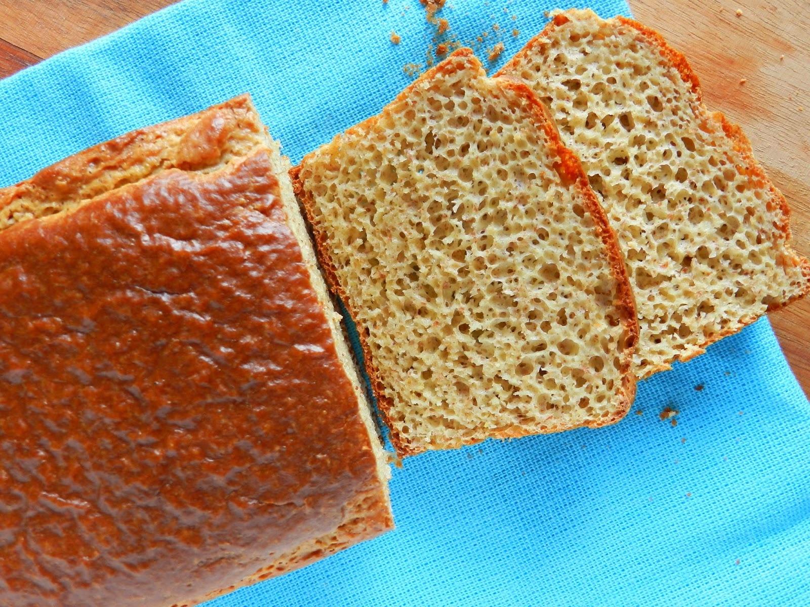 Pão de amêndoas delicioso! #glutenfree #lactofree
