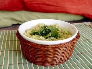 arroz sofisticado 3 xícaras de arroz