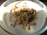 Iogurte grego da Lau