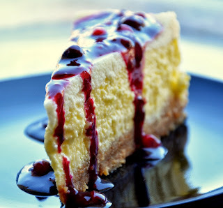 Say Cheesecake .... and smile!