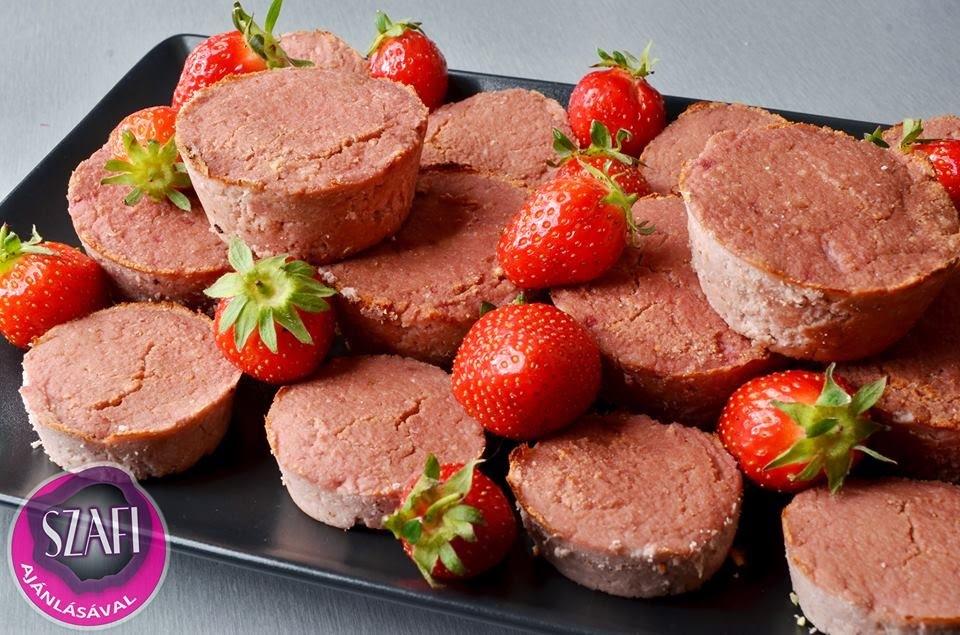 Étkezési tippek vizsgaidőszakra és epres muffin recept (light paleo muffin recept)