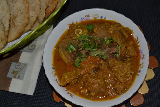 Erachi Varattiyathu/ Mutton Masala Curry