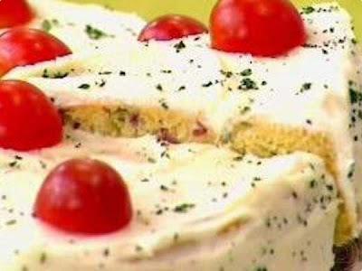 torta salgada de milho verde no liquidificador