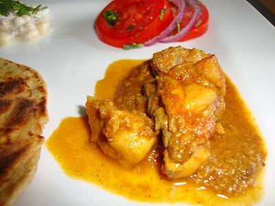 Chicken korma ( Pakistani  )