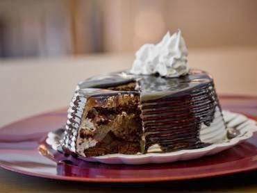 merengue assado para recheio de bolo