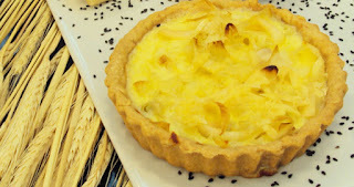 FAÇA & VENDA - Quiche 4 queijos