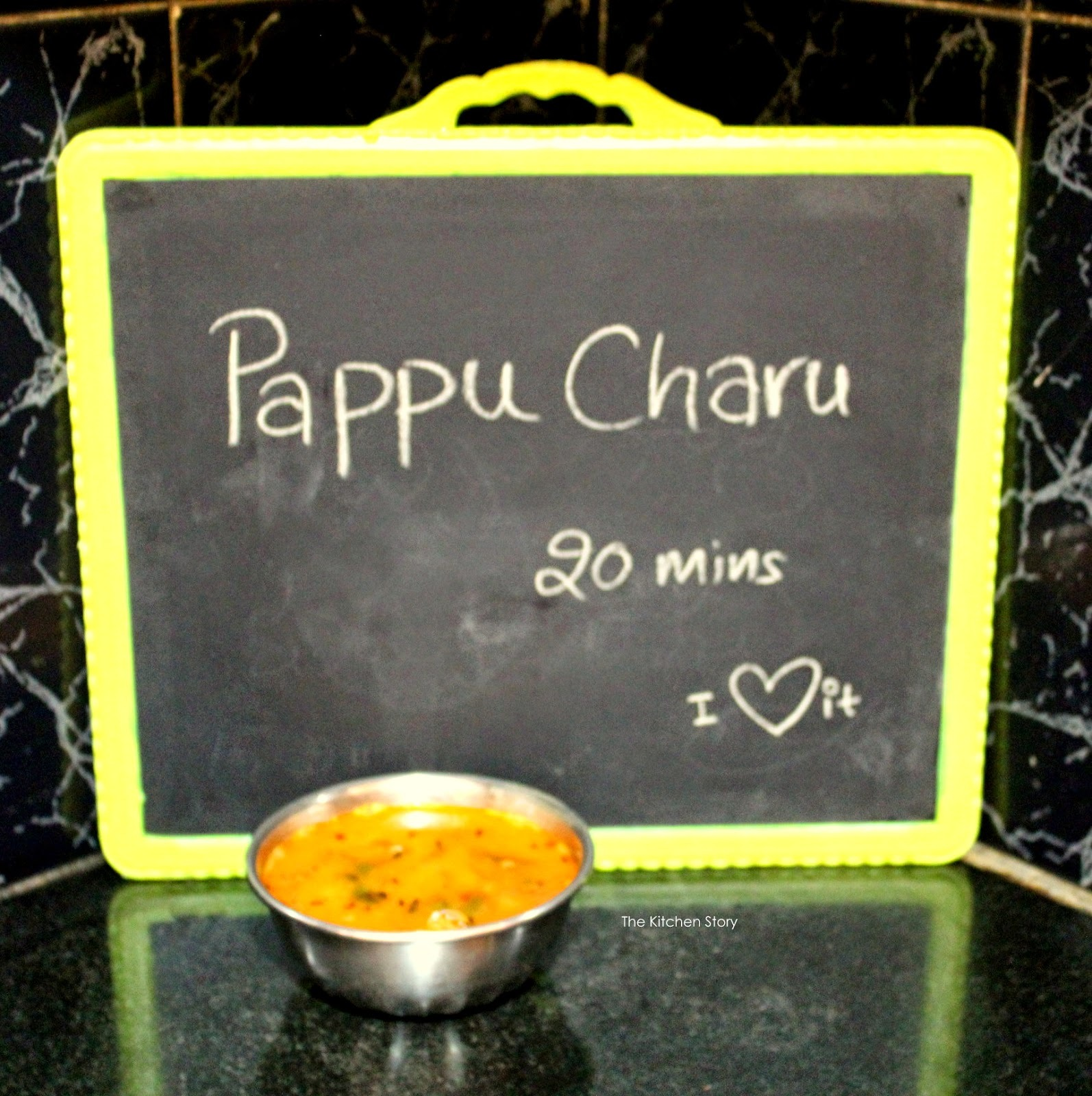 Pappu Charu - Andhra Style