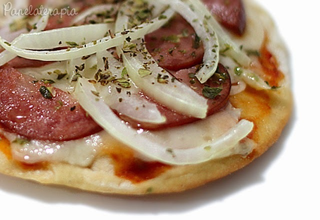 MINI-PIZZA DO PORTAL SUPER CULINÁRIA