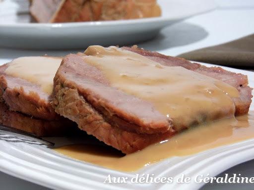 du mou de porc facile
