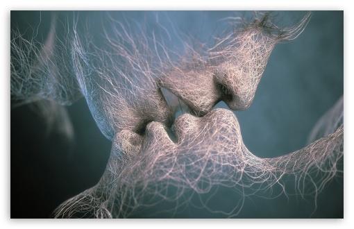 A história do beijo