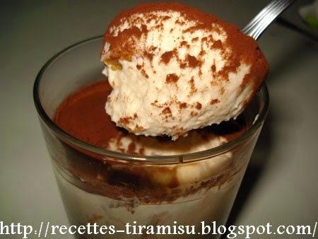 Rapide recette tiramisu creme de marron