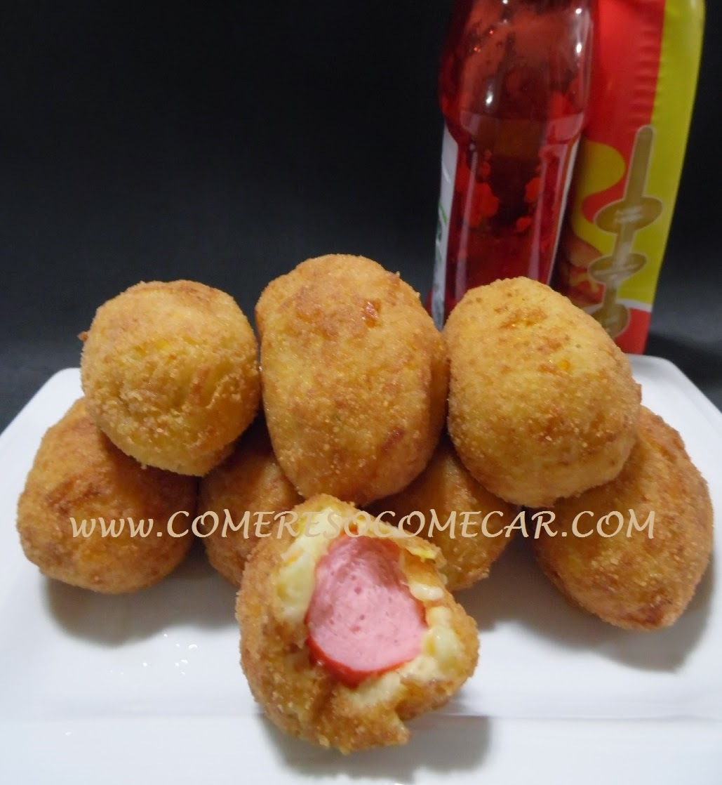 MINI CORN DOGS CREMOSOS