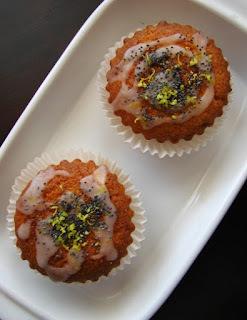 Jarné citrónkové muffiny