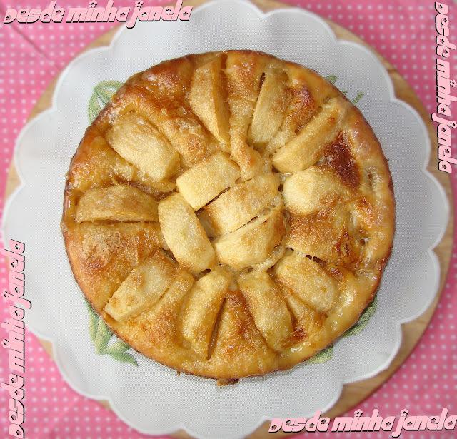 Pão de  maçã