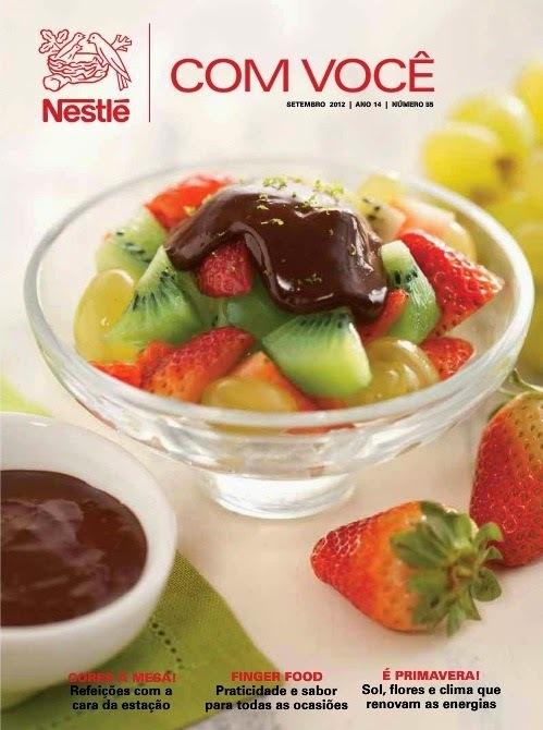 Coleção Livros de Receitas Nestlé com Você