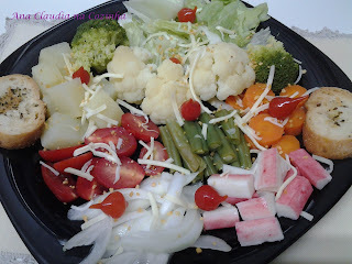 Salada Nutritiva e Uma Novidade Mago