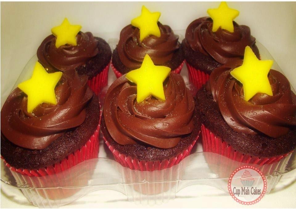 Cobertura de Leite Condensado Firme em Ponto de Bico para Cupcakes