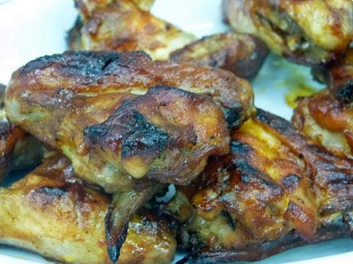 asinha de frango no forno