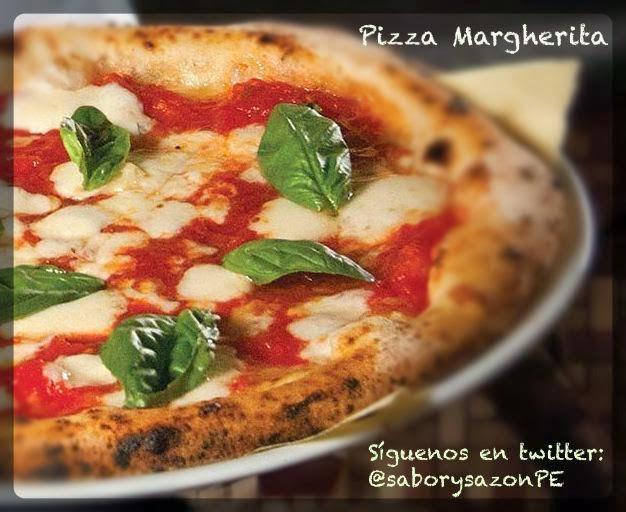 COMO PREPARO UNA PIZZA MARGARITA - Pizza Margherita