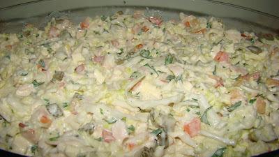 como fazer salada de acelga