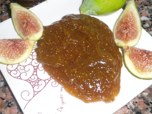 Doce de figo ou compota de figo