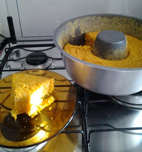 bolo salgado de milho