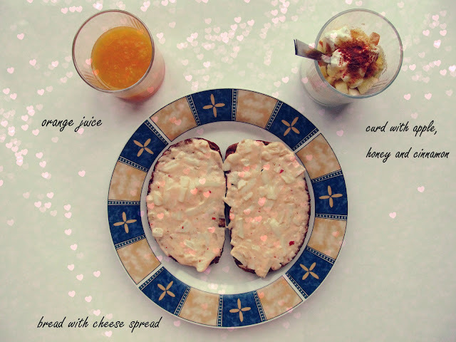 Breakfast diary ♥