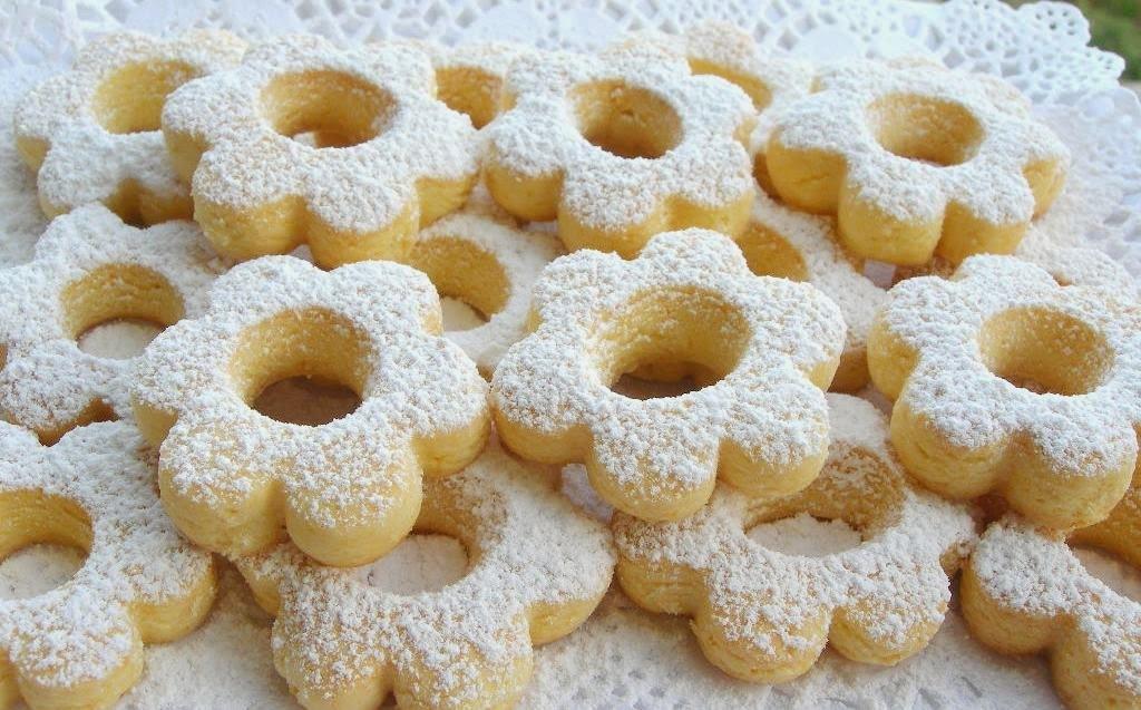 Aprenda a fazer biscoitinhos italianos CANESTRELLI