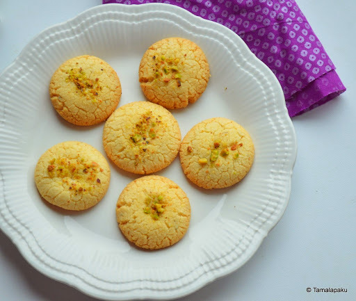 Nan Khatai - An Indian Cookie