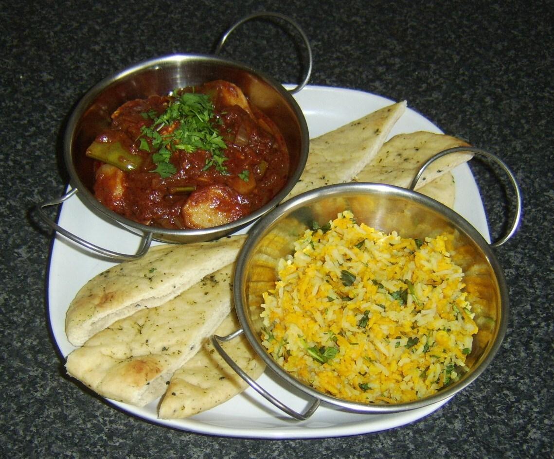 indian chicken bhuna