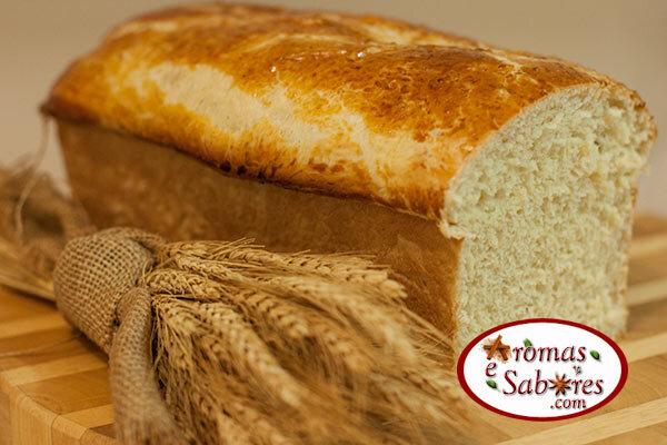 Receita de pão Petrópolis