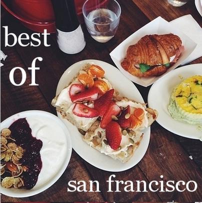 SF food guide