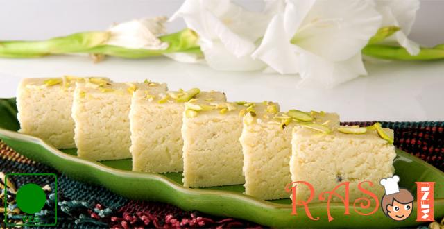Khoya Barfi Recipe - Mawa Barfi Recipe
