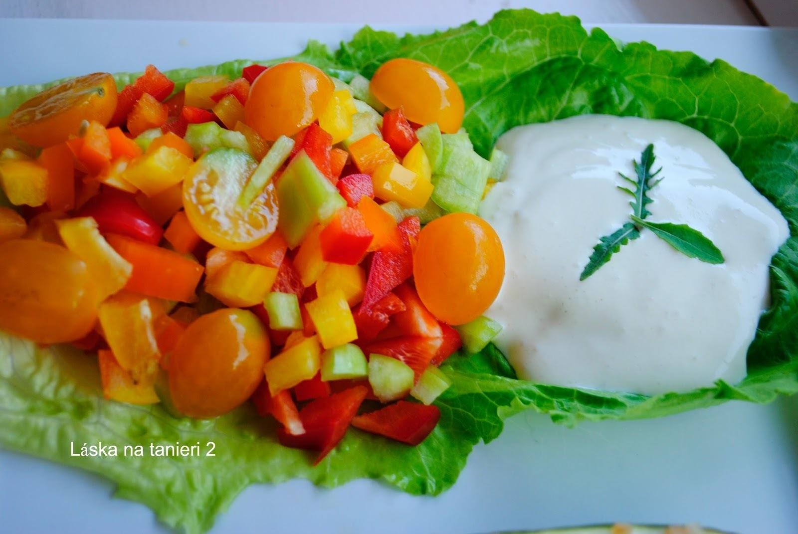 Plnená cuketa s bulgurom a zeleninou :-)