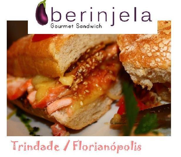 Berinjela Gourmet Sandwich: A felicidade te espera daqui a 20 minutos