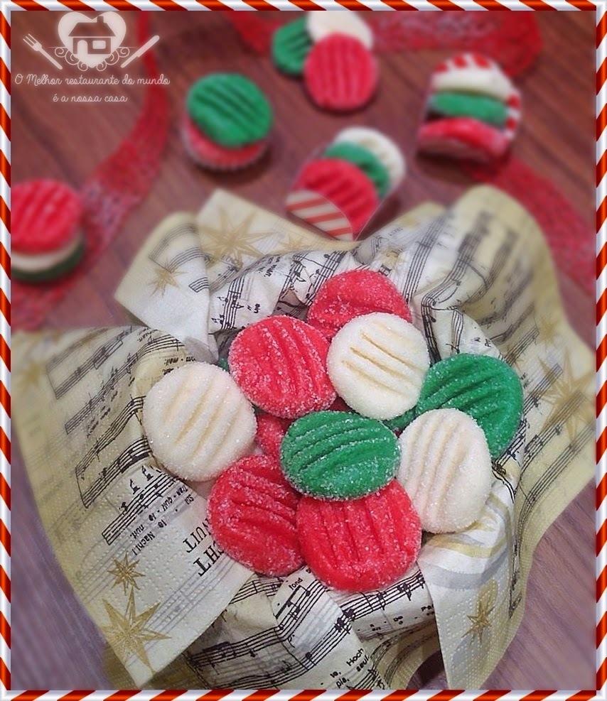 como fazer docinho decorado para o natal