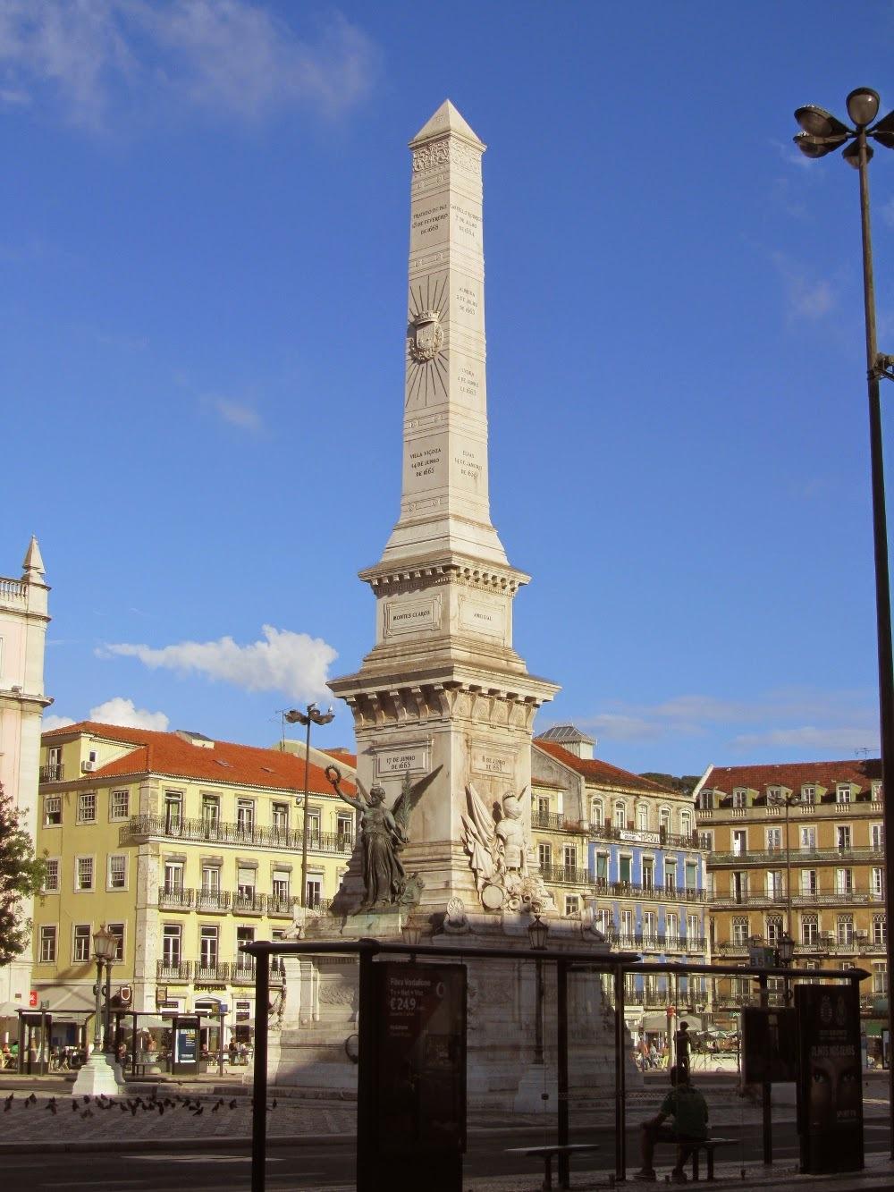 Unsere Reise nach Lissabon