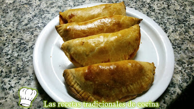 Receta de Empanadillas Caseras