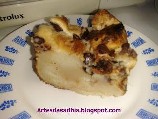 de bolo de pão de ló de chocolate no liquidificador