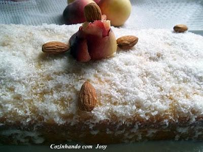 de bolo de 1 kl de trigo com sabor de fruta