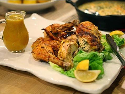 Pollo a la cerveza al horno, super facil