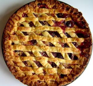 Tarta de Cerezas, la tradicional Cherry Pie