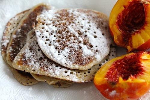 delicia de desayuno / breakfast deliciousness