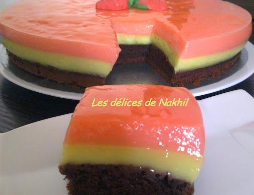 gâteau aux deux RaÏbi