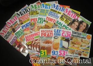 Revista Malu e Sorteio