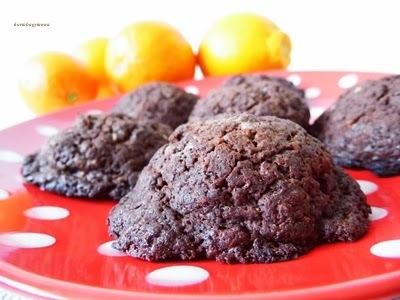 Narancsos csokis puszedli cukormentesen