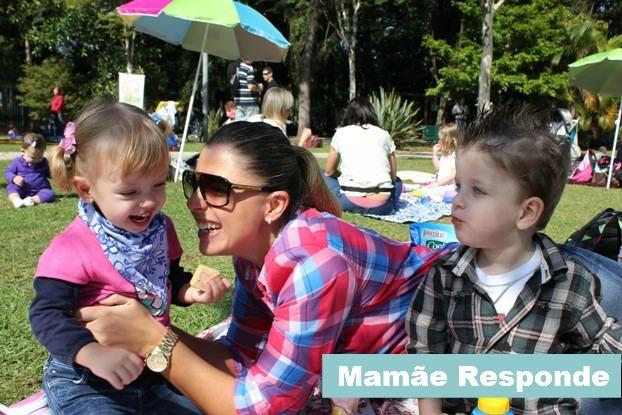 Mamãe Responde - Vanessa Caubianco